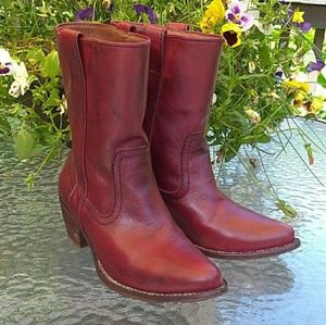 8169a0c73 Steve Madden · Steve Madden Genuine Leather Western / Cowboy Boot